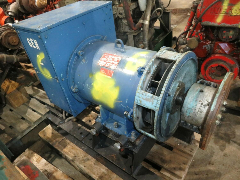 6. Generatorer - Leroy-sommer  65kva  230v   -1992