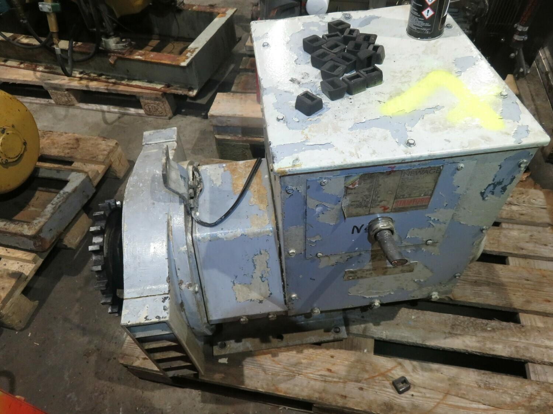 7. Generatorer - Stamford   65kva  400v