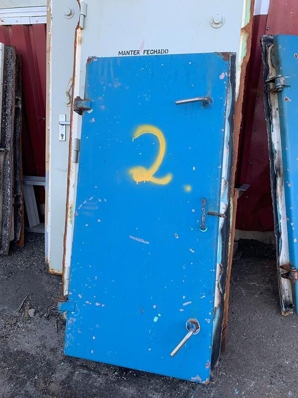 2.Dører m/ Ramme