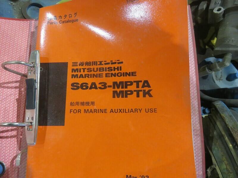28.  Mitsubishi    S6A3  -MPTA/MPTK     Delemotor