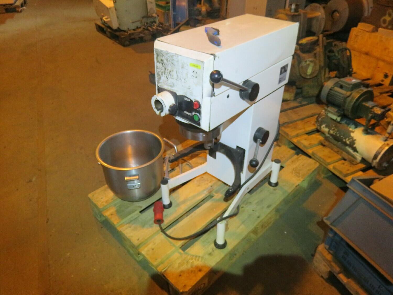 Stor mixer