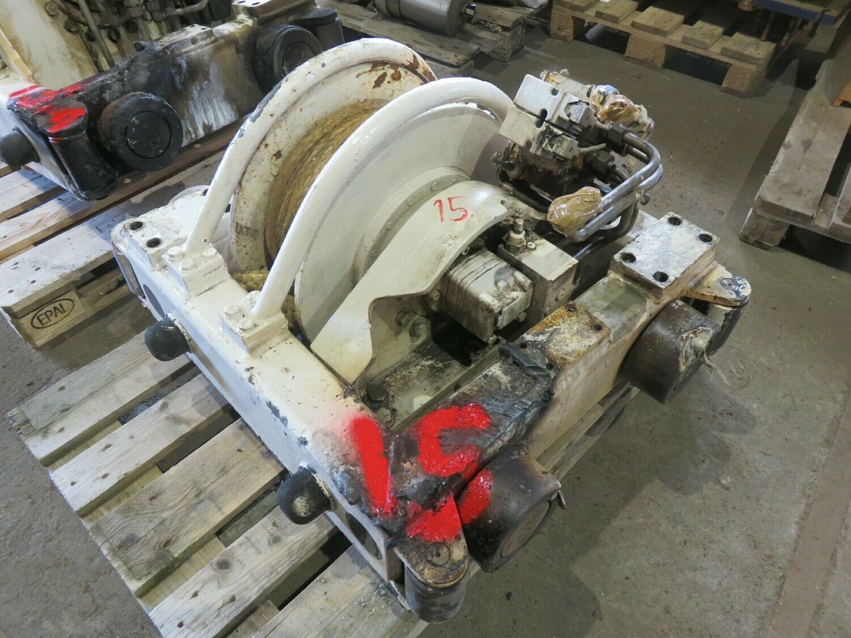 15.og 15 A   Winsjer - SWL 3 tonn    Ubrukt