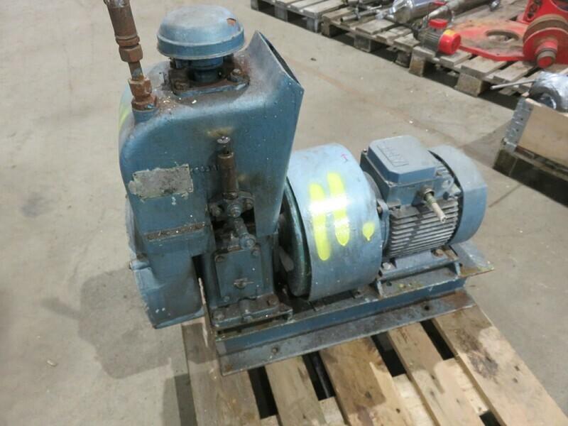 11. Luft kompressorer - 220-480v     4-4,6kw