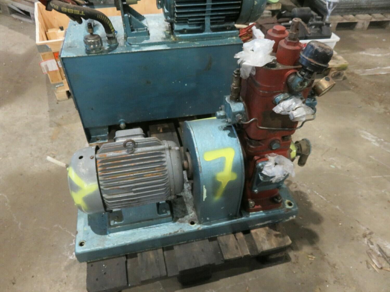 7. Luft kompressorer - Sperre , vannkjølt  220-4440v     3,7-5.5 kw