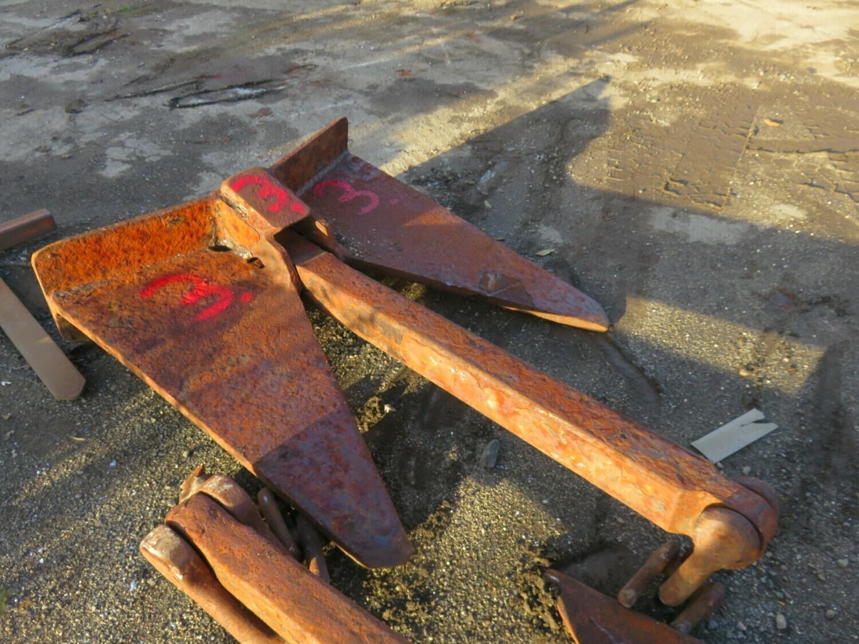 Anker & Kjetting no.3 - 820 kg