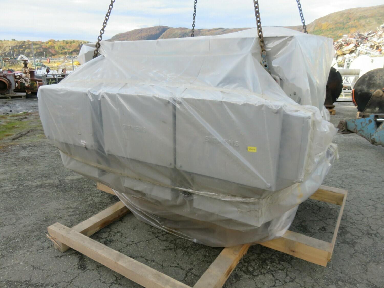 2. Generator Siemens  Ubrukt  8900kg M/kjøle element prod .2013