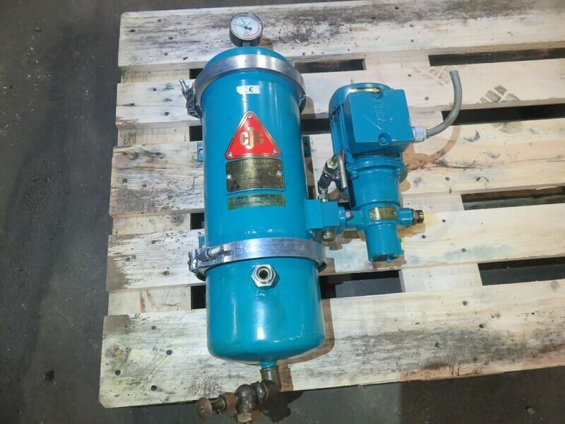 1.   CJC Filter       Olje