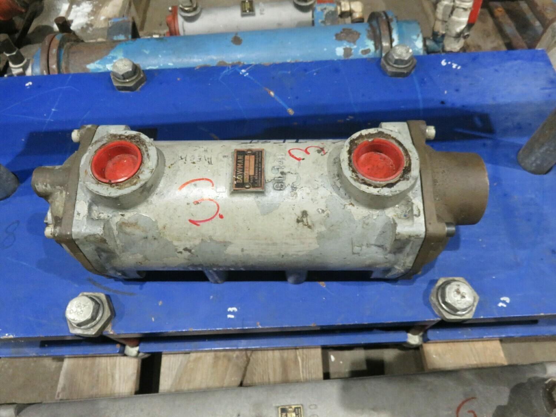 3. Varmevekslere - Bowman  GL140  16 x51cm