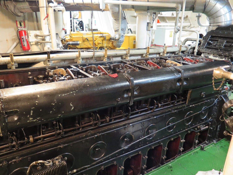 17.  Normo Bergen diesel    delemotor  medvind2
