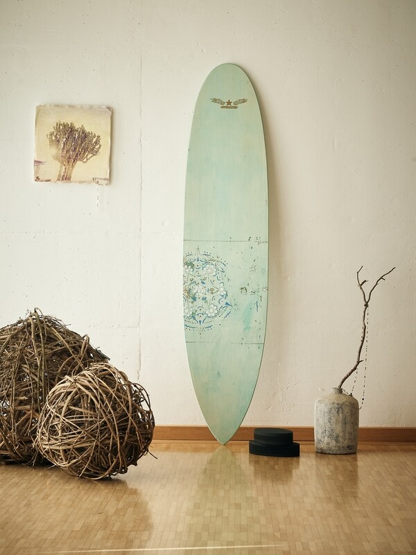 malibu balance-board / unique
