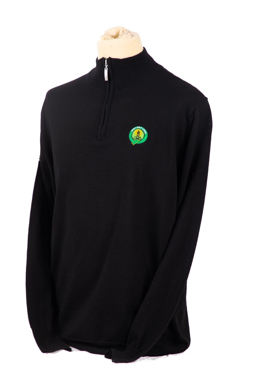 Dooks Golf Club 1/4 Zip Greg Norman Sweater