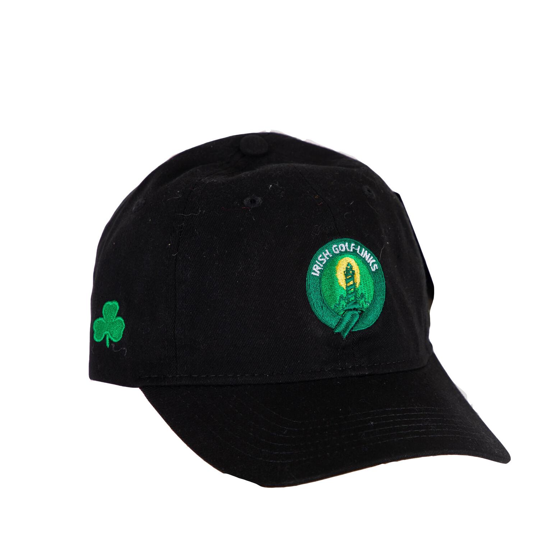 Irish Golf Links Cap (Black)