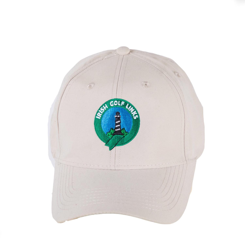 Irish Golf links Cap (Beige)