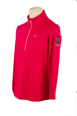 Ladies 1/4 Zip Killarney Top (Pink