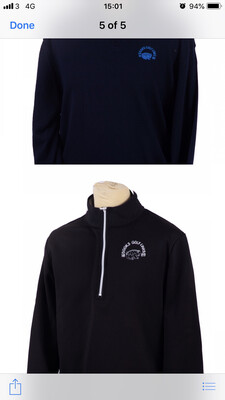 Dooks Golf Links Men's 1/4 Zip