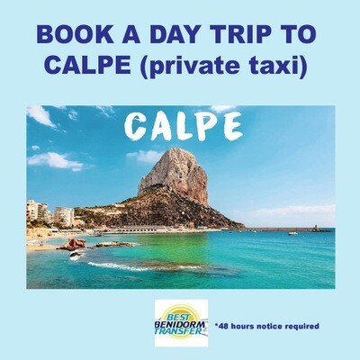 A Day in Calpe. 00276