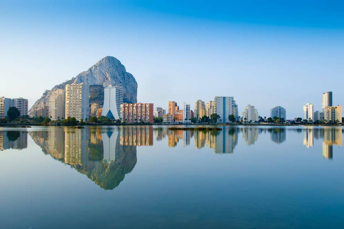 A Day in Calpe.