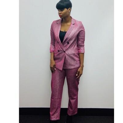 Pink Sugar Suit