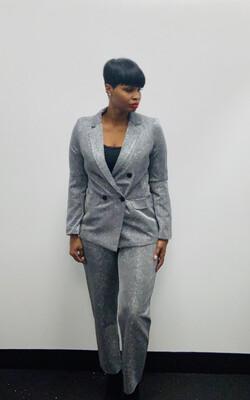 Silver Sugar Suit