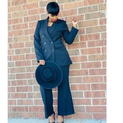 Black Power Suit