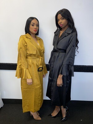 Olivia Pope Trench
