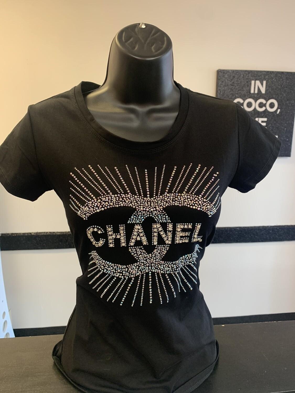 Black - C Inspired T-shirt