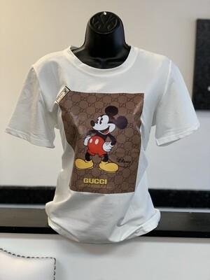 Ivory Mickey T-shirt