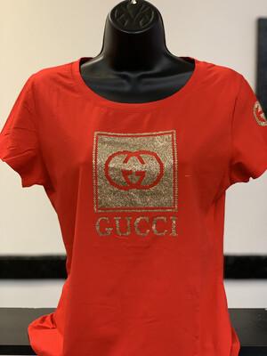 Red G T-shirt