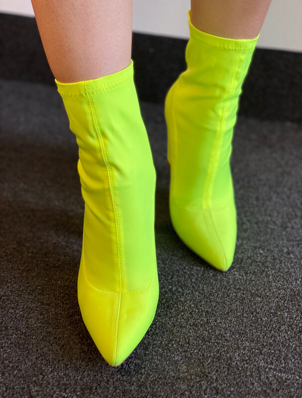 Radiant - Neon Bootie