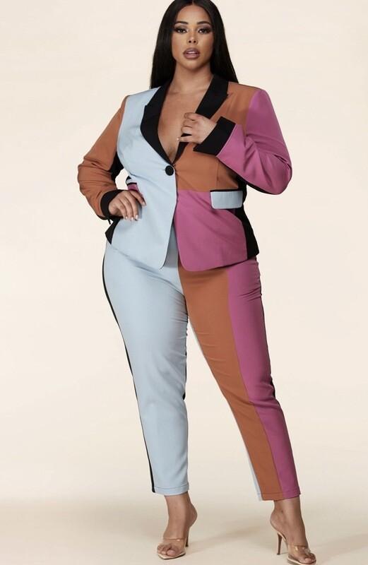 Cross Colors Suit