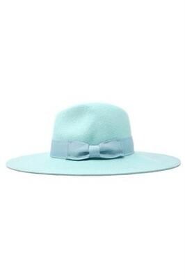 Felt Floppy Hat - Mint
