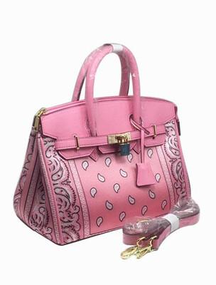 Pink Medium Bandanna Purse