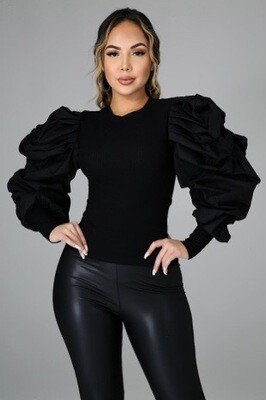 The Black Must Have Top