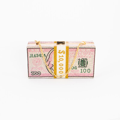 The Pink Money Bag