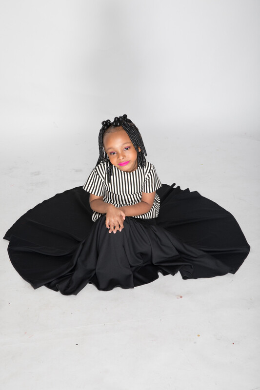 Cutie Stripe Dress
