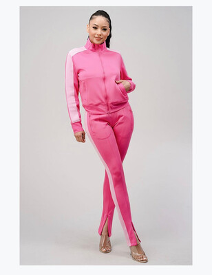 Pink On Pink Jogger Set