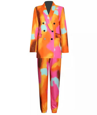 Tye Dye Jogger Suit