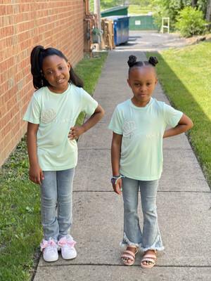 Mint Princess Tshirt