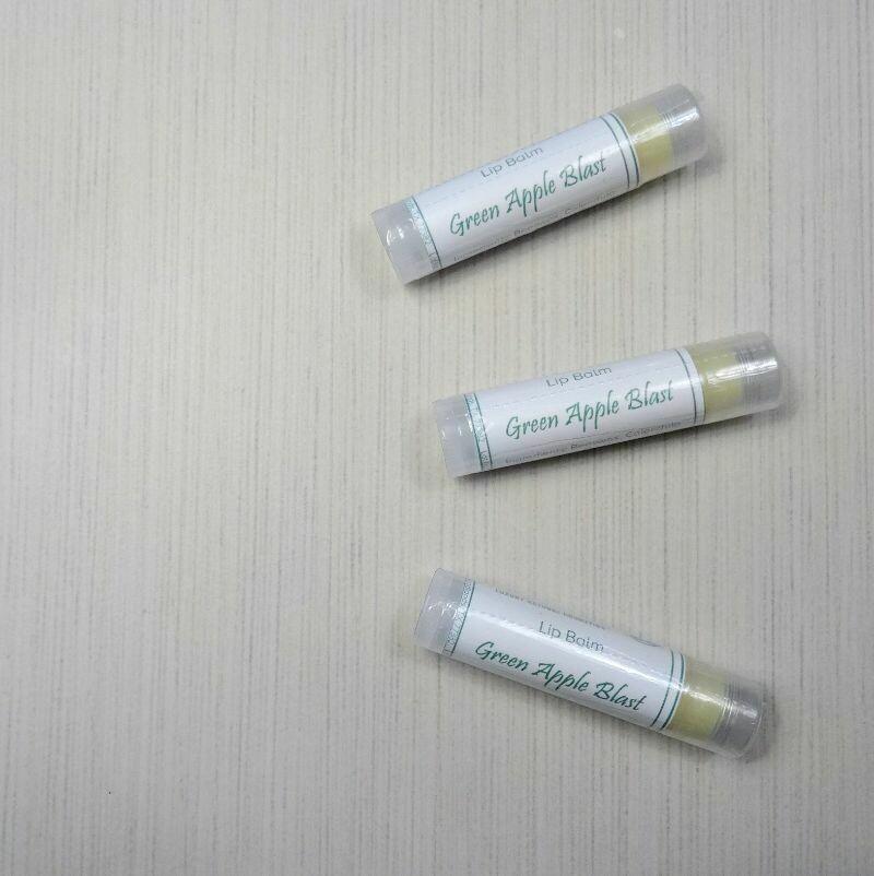 Green Apple Blast Lip Balm