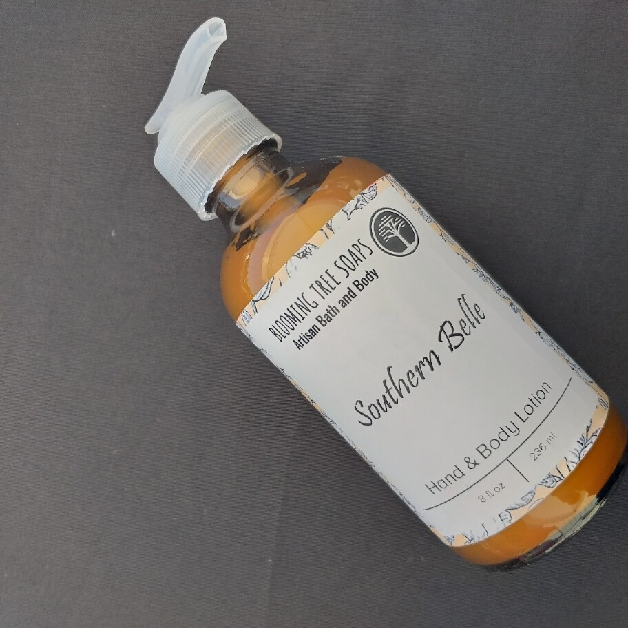 Southern Belle Hand & Body Lotion