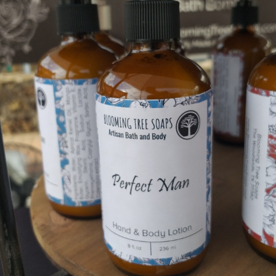 Perfect Man Hand & Body Lotion