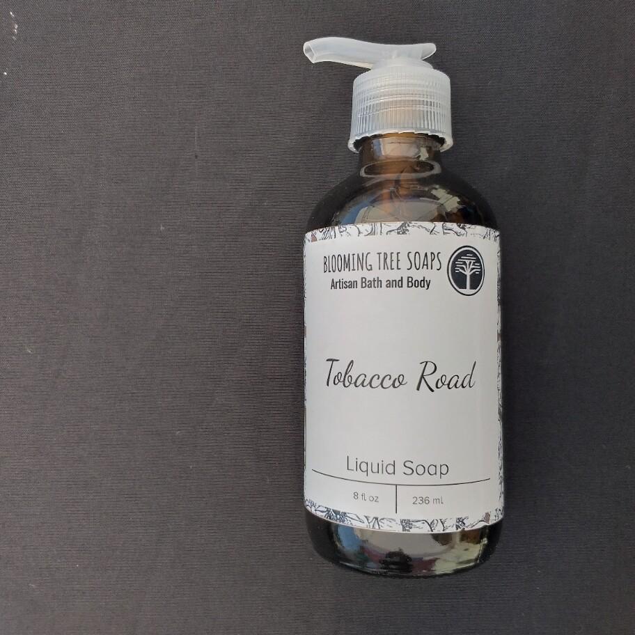 Tobacco Road Liquid Soap