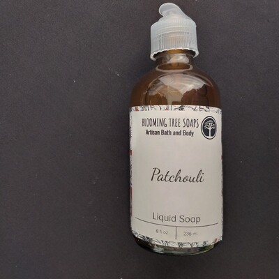 Happy Hippie Liquid Soap