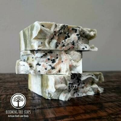 Juniper Aloe Soap