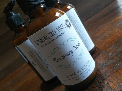 Rosemary Mint Hand and Body Lotion