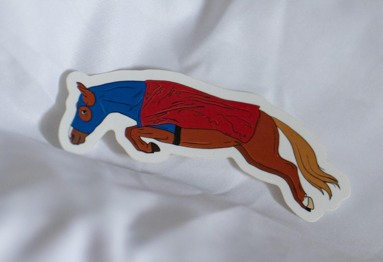 Die Cut Superman Sticker