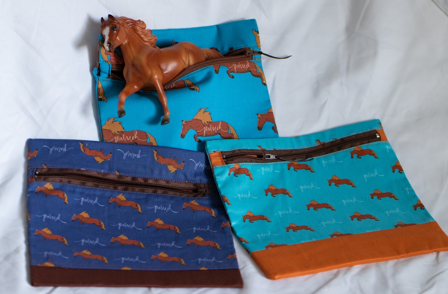 Model Horse Pouch