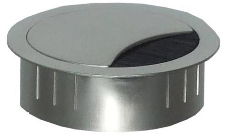 ZAMAK 80mm chrome poliert