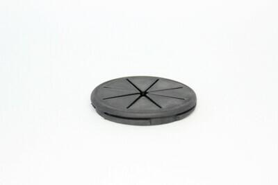 TPE FLAT 60mm schwarz