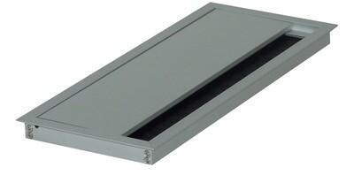 Kabeldurchführung Aluminium S 100x240mm
